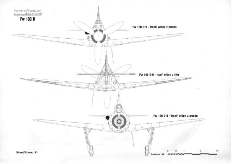 FW190-D9 of JG26 Rivets13