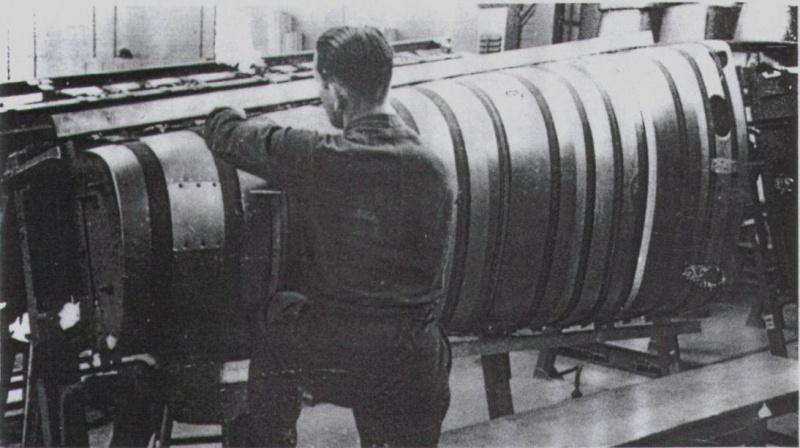 Me Bf109F details Rumpft10