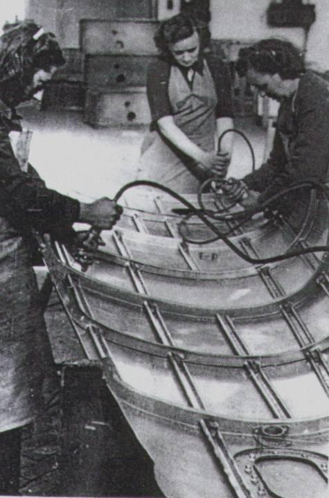 Me Bf109F details Rumpft13