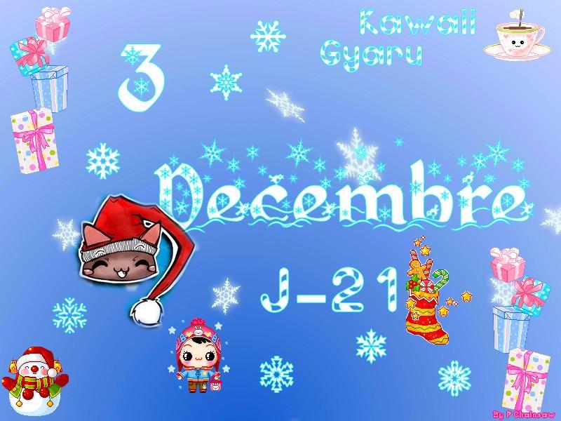 Cadeaux de Noël ^^ 3decem10
