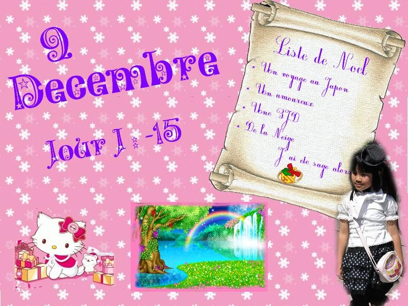 Cadeaux de Noël ^^ 9decem10