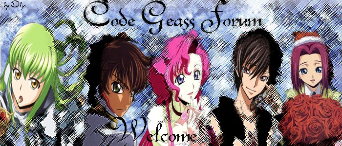 Code Geass forum