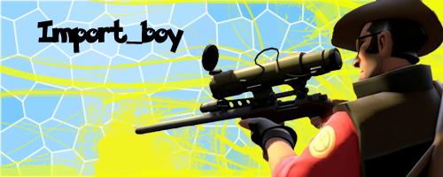 fuck yea! 1st sig Sniper10