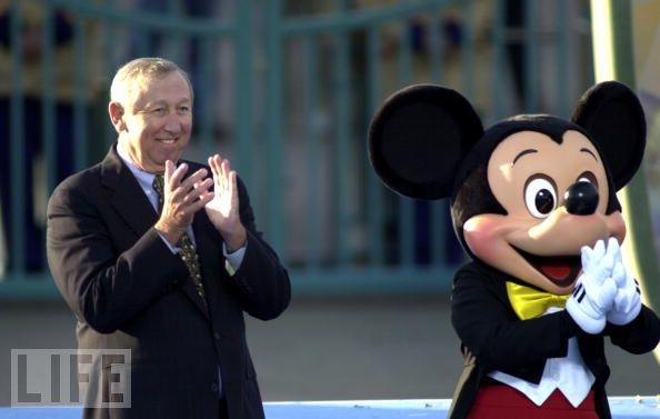 Roy E. Disney, le neveu de Walt Disney est décédé ce mercredi matin (16/12/09) 27725410