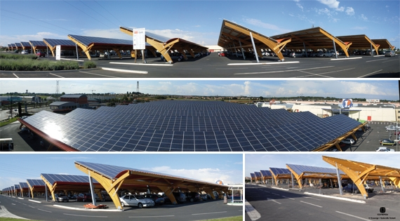 Un parking plein d'energie pour Disneyland Paris Image-10