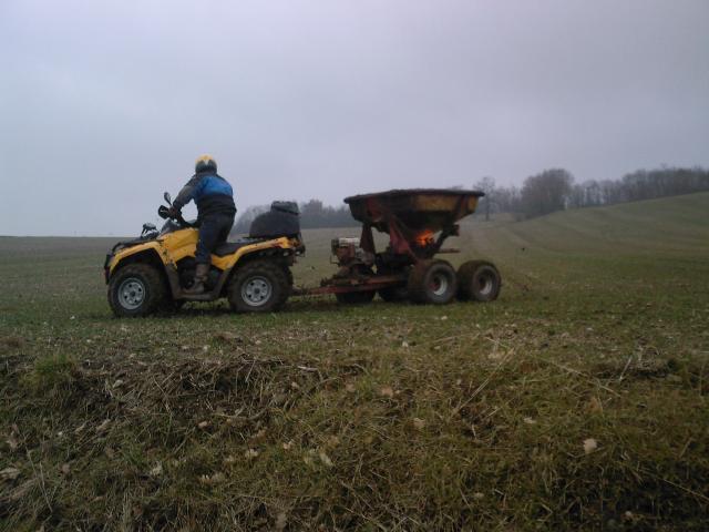 quad agricole Quad10
