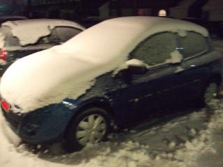 Show us the snow :D Dscf0710