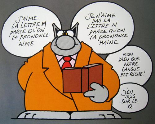 BD : LE CHAT  Lechat11