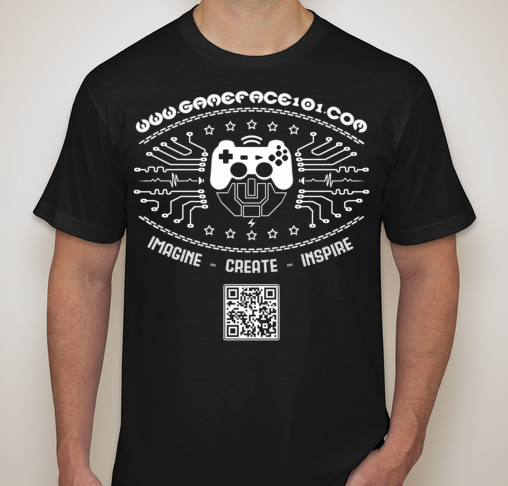G101 T-shirts! Front_10
