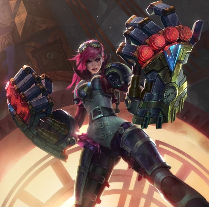 The Official League of Legends News thread Vi10