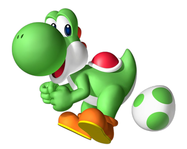 Alphabet Video Game Characters! Yoshi_10