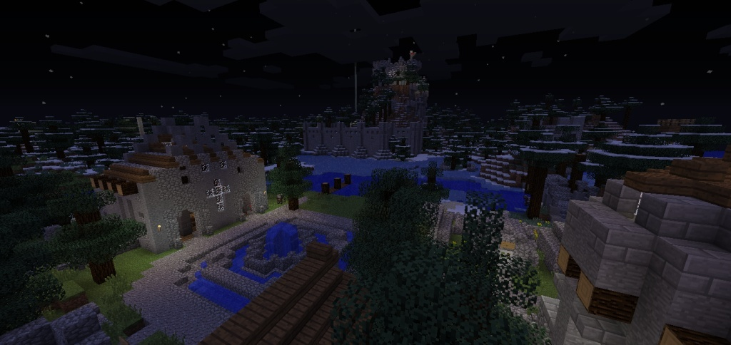 Marlark - Minecraft Server Castle10