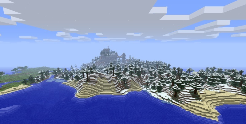 Marlark - Minecraft Server Icesto10