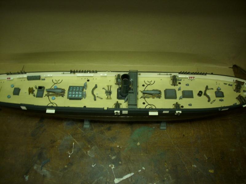 CSS Alabama von Revell in 1:96 Dsci1038