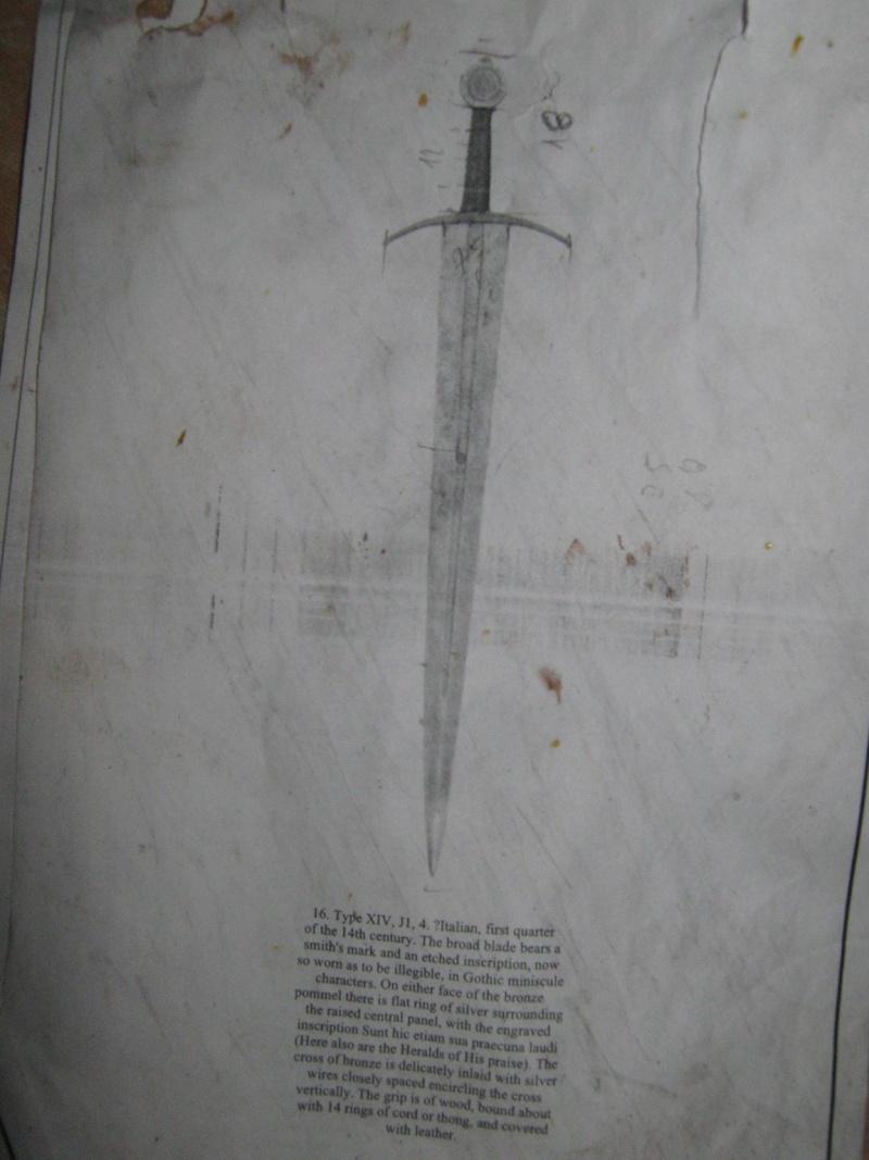 mač u izradi (Type XIV , J1 ,4 ) talianski 14 st. Img_7310