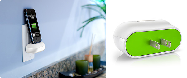 DLO WallDock iPhone charger shoots for minimalist practicality Iphone10