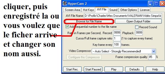 Tutoriel Vidéo - HyperCam T9_bmp10