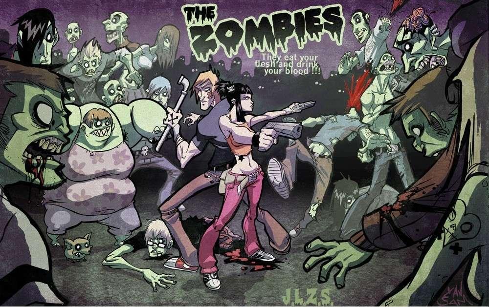 Jam Legend Zombie Squad
