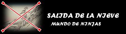 SALIDA DE LA NIEVE
