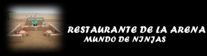 RESTAURANTE DE LA ARENA