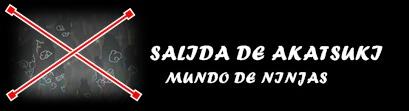 SALIDA DE AKATSUKI