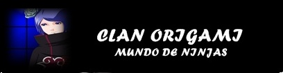CASAS DEL CLAN ORIGAMI