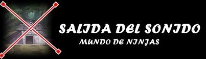 SALIDA DEL SONIDO