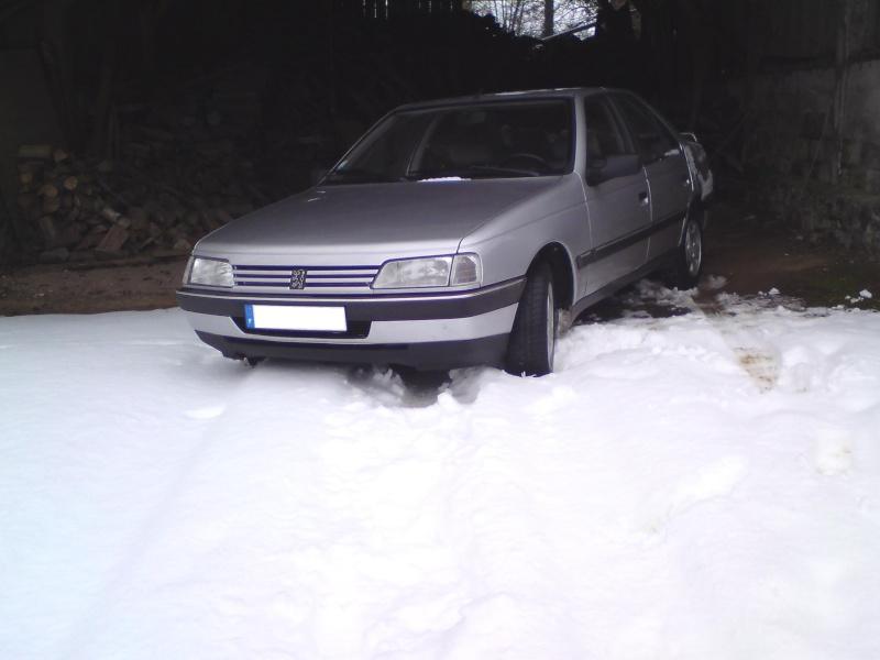 Les 405 sous la neige !! Dsc02010