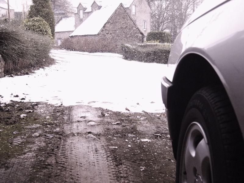 Les 405 sous la neige !! Ss102110