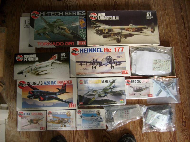 vieux biplans  Airfix13