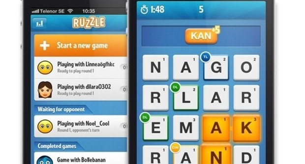 Tutti pazzi per Ruzzle, scoppia la febbre per un nuovo social game 20130110