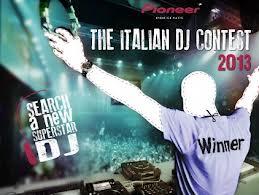 The italian dj contest 2013 Pioner10