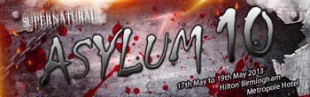 Asylum 10 - Rogue Events Asy10