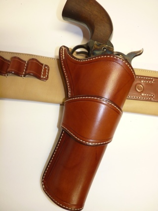 Tom THREEPERSONS and MYRES  HOLSTER by SLYE Duke10
