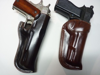 Tom THREEPERSONS and MYRES  HOLSTER by SLYE P1110234