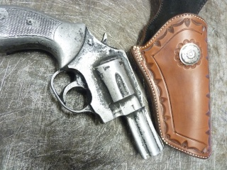 HOLSTER WESTERN MR 73 by SLYE P1110316