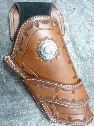 HOLSTER WESTERN MR 73 by SLYE P1110317