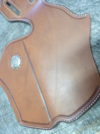 HOLSTER WESTERN MR 73 by SLYE P1110318