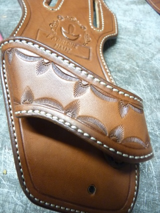 HOLSTER WESTERN MR 73 by SLYE P1110323