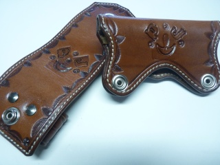 HOLSTER WESTERN MR 73 by SLYE P1110326
