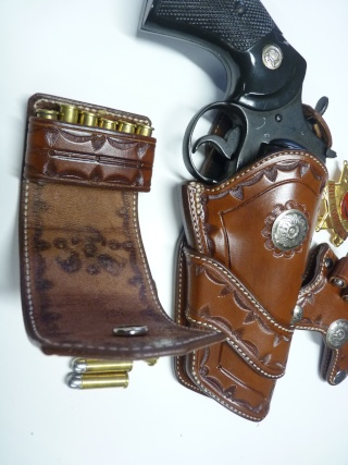 HOLSTER WESTERN MR 73 by SLYE P1110327