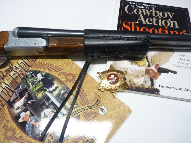 """ANTI BURNING"" COACH GUN by SLYE P1110349"