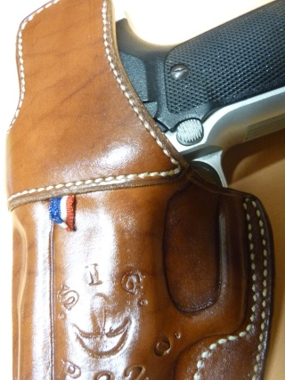 HOLSTER pour Colt 45 by SLYE P1110466