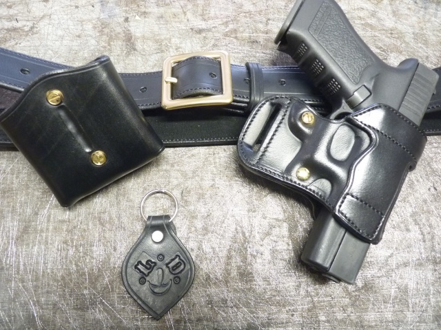 "HOLSTER AMBIDEXTRE : le ""PRACTIC"" by SLYE P1110551"