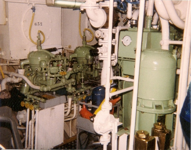 machine du dogger bank Numari14
