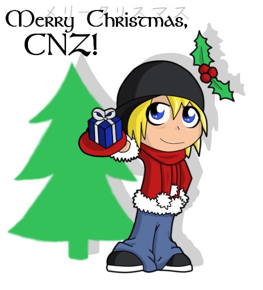 Merry Xmas CNZ! (card >_>) Cnzcar10