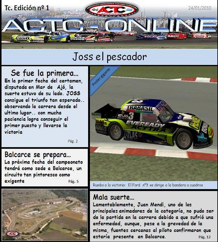 Revista Tc Primera Edicion By Pitu Image11