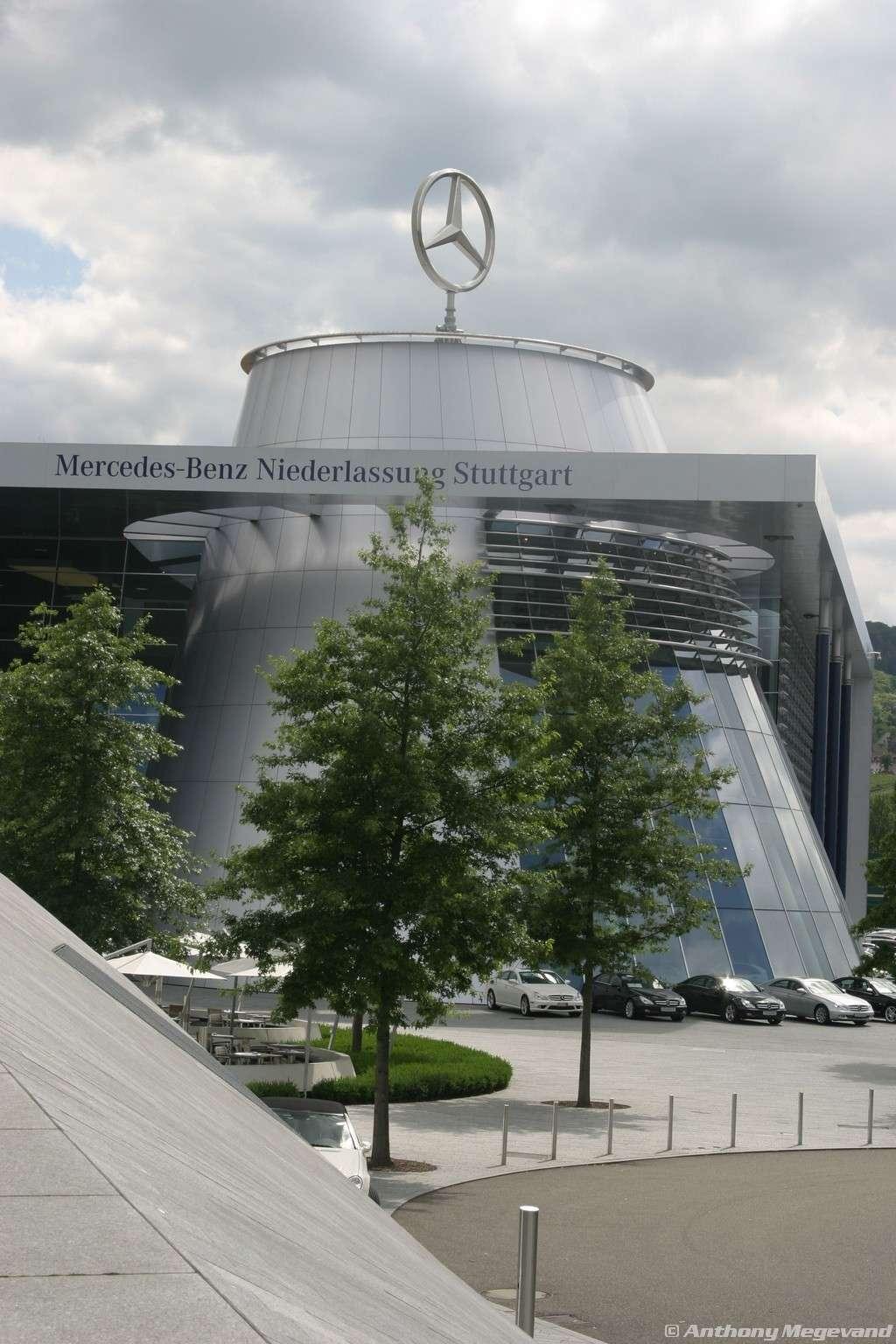 musée - [Photos] Le Mercedes-Benz Museum de Stuttgart A6-00_11