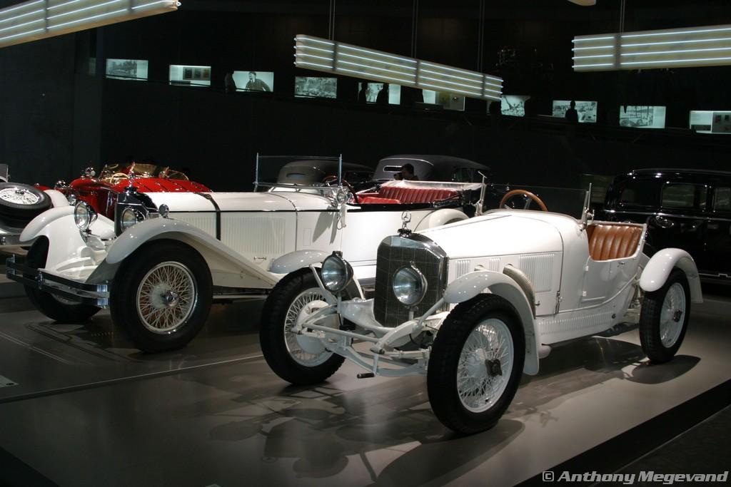 musée - [Photos] Le Mercedes-Benz Museum de Stuttgart A6-00_20
