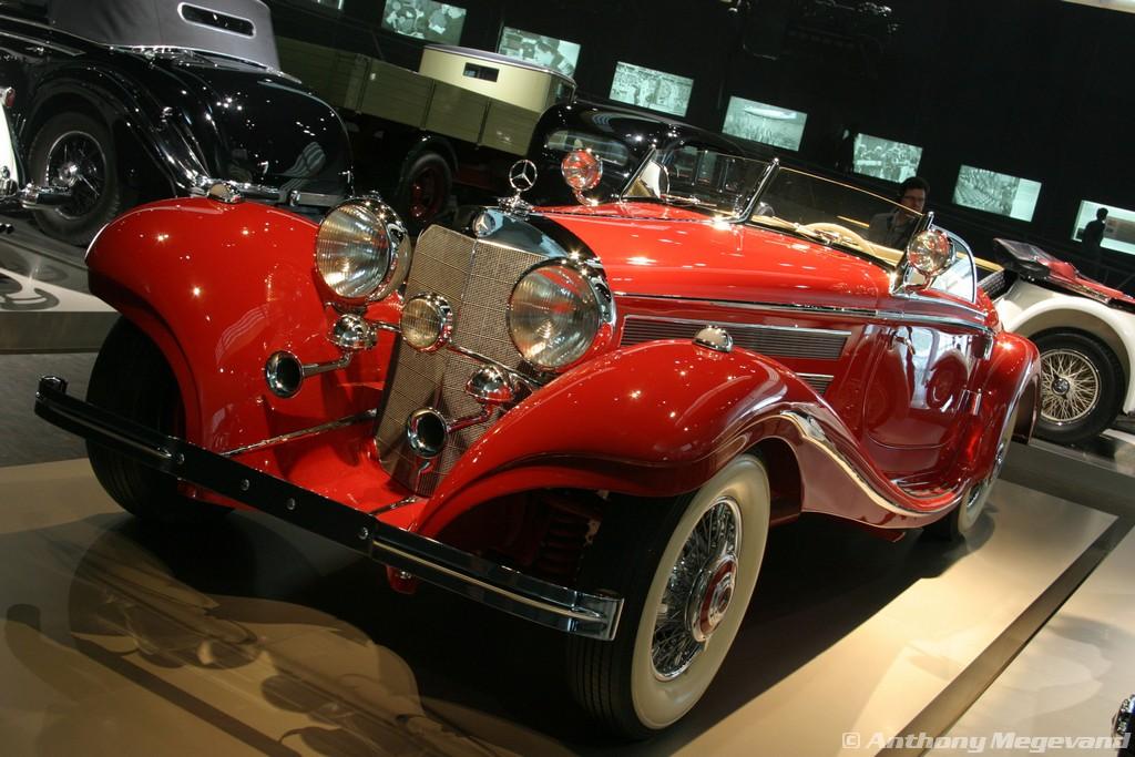 musée - [Photos] Le Mercedes-Benz Museum de Stuttgart A6-00_23